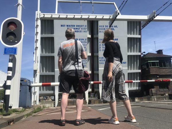 tour Poezie langs de Schie